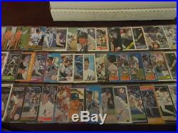 1000+ Don Mattingly Baseball Card Mixed Lot All Sleeved High Grade + Inserts Rc
