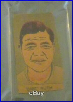 1926 W512 Babe Ruth #6 PSA authentic under$150! Bonus if sold out by Monday