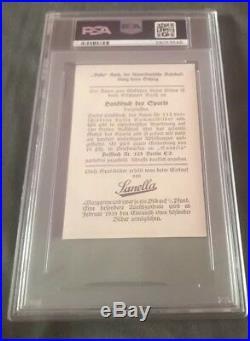 1932 Sanella Margarine Type 2 BABE RUTH Yankees PSA 3 VG