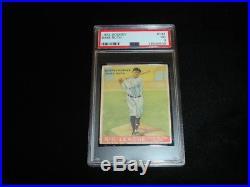 1933 Goudey Babe Ruth NY Yankees Baseball Card-#144-PSA VG 3 no creases