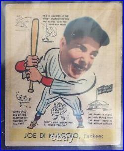 1938 Joe DiMaggio ROOKIE Goudey SGC 40 (PSA BVG 3) #274 Vintage Yankees Clipper