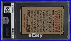 1951 Bowman #253 Mickey Mantle PSA 4.5