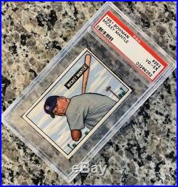 1951 Bowman MICKEY MANTLE PSA 4 Rookie Rc #253 Amazing- High End-PMJS