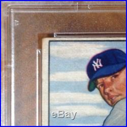 1951 Bowman Mickey Mantle ROOKIE Card PSA 3 Great Centering