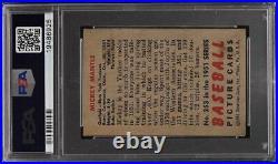 1951 Bowman Mickey Mantle ROOKIE RC #253 PSA 4 VGEX