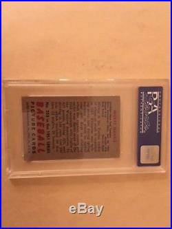1951 Bowman Mickey Mantle Rookie PSA 3