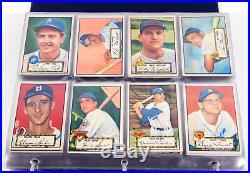 1952 Topps Baseball Set (1-407) Mantle PSA 2 (MK)