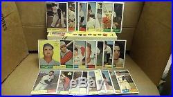 1961 Topps Baseball Complete Set (587) Mantle, Maris, Mays, Aaron, RC's & Stars