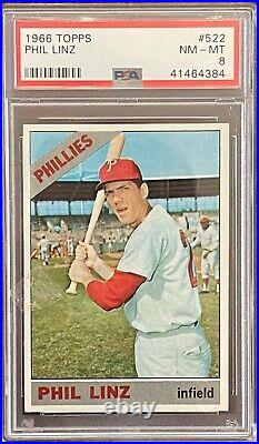 1966 Topps Set/Lot/Partial Baseball Very Nice Partial Set with PSA 6 Mantle