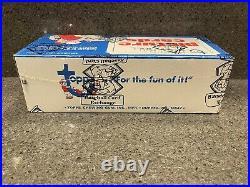 1984 Topps Baseball Vending Box BBCE FASC Possible Don Mattingly PSA 10 Rookie