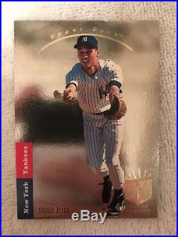 1993 93 Upper Deck Sp Derek Jeter Rookie Card Foil 279 Rc