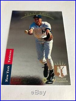 1993 Derek Jeter Upper Deck Sp #279 Rc Rookie Lot Mint (8) Investment