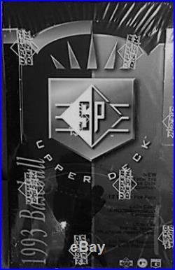 1993 SP Baseball Factory Sealed Box HOF Derek Jeter PSA 10 Possible NY Yankees