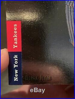 1993 SP DEREK JETER #279 FOIL RC ROOKIE Awesome MINT Card! High BGS PSA 8-9
