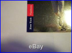 1993 SP Derek Jeter foil RC nbr 279