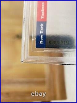 1993 SP FOIL DEREK JETER #279 ROOKIE RC BGS 9 with PRISTINE 10 GEM MINT 9.5