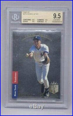 1993 SP Foil #279 Derek Jeter New York Yankees RC Rookie BGS 9.5 HOT CARD