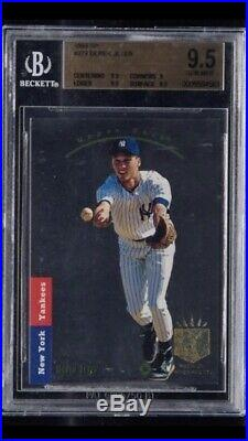 1993 SP Foil #279 Derek Jeter New York Yankees RC Rookie BGS 9.5 HOT CARD