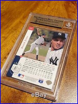 1993 SP Foil #279 Derek Jeter New York Yankees RC Rookie BGS 9.5 with 10