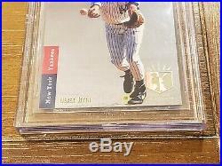1993 Sp Derek Jeter Foil Rookie Nm Mint+ Bgs 8.5 (9.5, 9.5, 8.5, 8) = Psa
