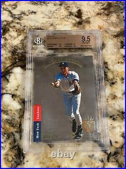 1993 Sp Foil Derek Jeter Rookie #279 Bgs 9.5 Gem Mint Iconic Yankees Rc Psa 10