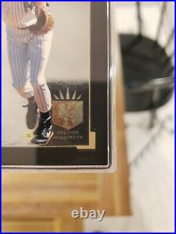 1993 Sp Upper Deck Foil Derek Jeter #279 Psa Mint Rookie Card Rc Sgc 9