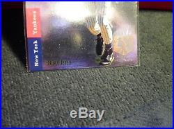 1993 UD SP Derek Jeter RC foil nbr 279