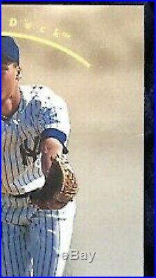 1993 UPPER DECK SP DEREK JETER ROOKIE #279 NEW YORK YANKEES FOIL RC High Value