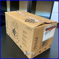 1993 Upper Deck SP Baseball Case With 18 Sealed Boxes Derek Jeter Rookie RC RARE