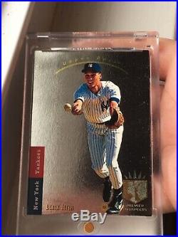 1993 Upper Deck SP Derek Jeter #279 Rookie Card Baseball Card