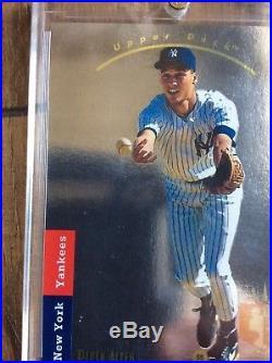 1993 Upper Deck SP Derek Jeter Rookie