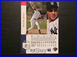 1993 Upper Deck SP Derek Jeter Rookie RC #279 EX-NM New York Yankees