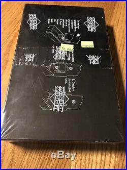 1993 Upper Deck SP Factory Sealed Box Derek Jeter R00kie RC