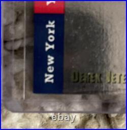 1993 Upper Deck SP Foil Derek Jeter Premier Prospects Rookie RC #279 PSA GRADED