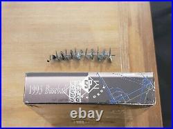 1993 Upper Deck Sp Baseball Factory Sealed Box Derek Jeter Foil = Psa 10