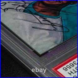 1994 Upper Deck Mickey Mantle Ken Griffey Jr Dual AUTO PSA 8 Rarer Than 1989