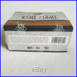 1994 Upper Deck SP Factory SEALED Hobby Box, 32ct 8 card Packs Alex Rodriguez RC
