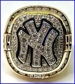 1999 New York Yankees World Series Champions Championship Ring 14k Balfour