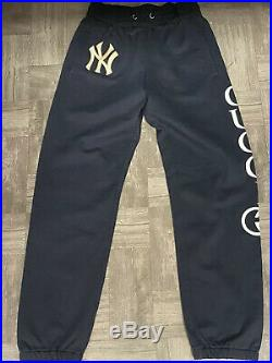 $1,145 Authentic Gucci X New York Yankees NY Sweatpants S
