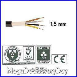 1.5 MM PVC Outdoor Hi Tuff Cable NYY-J 3 4 5 Core Outside Pond wire lighting