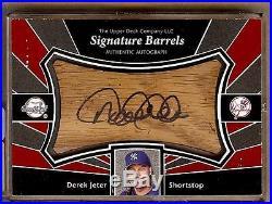 2004 Upper Deck Sweet Spot Signature Barrels Derek Jeter Auto! Read Please