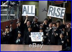2013 Bowman Draft Picks & Prospects #BDPP19 Aaron Judge CYAN PRINTING PLATE PSA