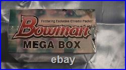2018 Bowman Mega Box Shohei Otani/Tatis/Acuna/Soto/Guerrero/Auto Factory Sealed