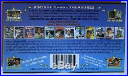 2019 Vintage Cards Treasures 1952 Topps Mantle Rookie Chase Box Baseball Packs