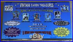 2019 Vintage Cards Treasures Baseball Chase Pack Box! Find 1952 Topps Mantle