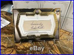 2020 Topps HOF Transcendent Babe Ruth Cut Autograph Auto GOAT 1/1 Yankees SICK