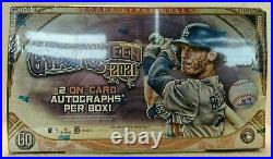 2021 Topps Gypsy Queen Baseball Factory Sealed Hobby Box