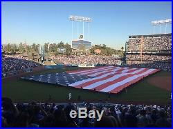2 Tickets Los Angeles Dodgers v. New York Yankees Saturday 8/24 Loge 151 Shade
