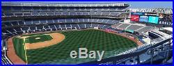 2 Tickets World Series Yankees vs Dodgers 10/27/27 No Reserve Sec 407A Row 1