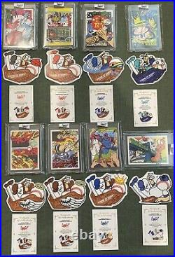 8 Card Topps Project 2020 Ermsy Companion Lot Trout Jeter Ichiro Koufax Gibson +